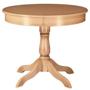 стол круглый раздвижной деревянный